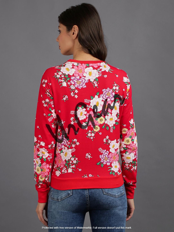 Trendy Women Round Neck T-Shirt