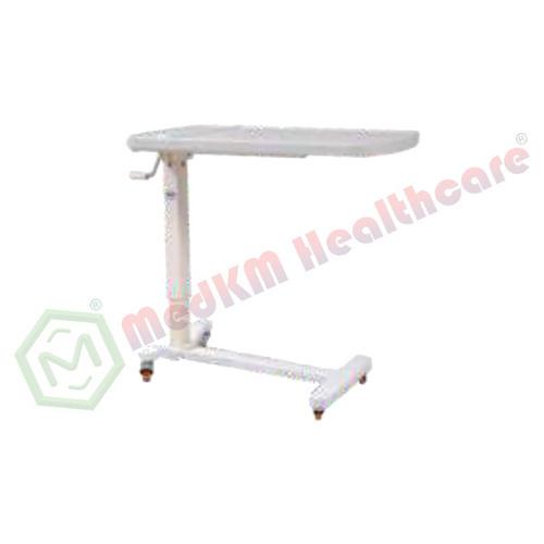 Cardiac Table (Gear Handle Adjustable)