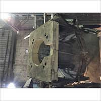 Induction Furnace Top Bottom Block