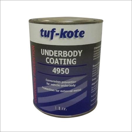 Underbody Coatings