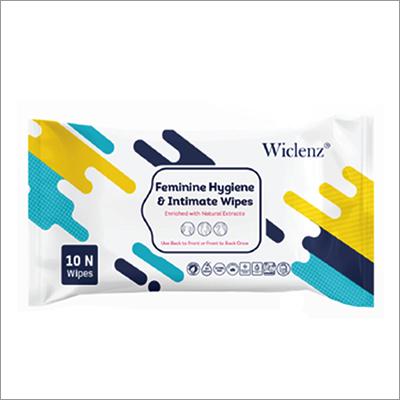 10 N Feminine Hygiene And Intimate Wipes