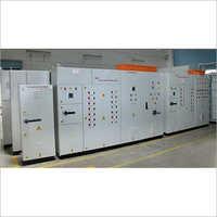 Industrial Moto Control Center Panel