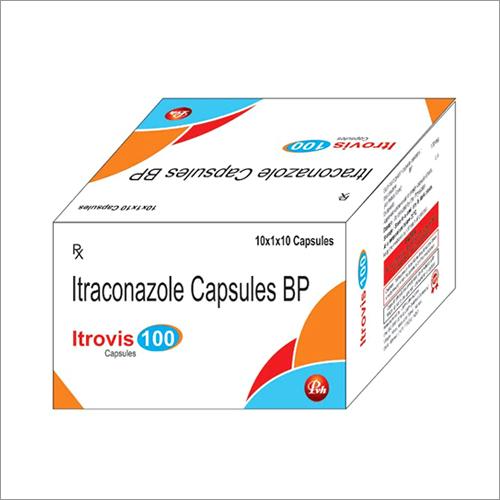 Itraconazole Capsules BP