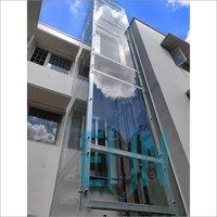 Hydraulic Glass Lift