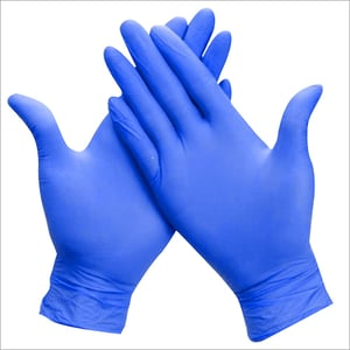 Powder Free Examination Gloves