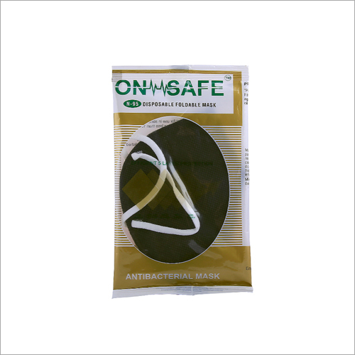 N95 Disposable Foldable Mask
