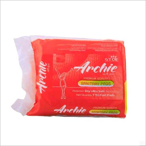 Archie Cotton Sanitary Pad