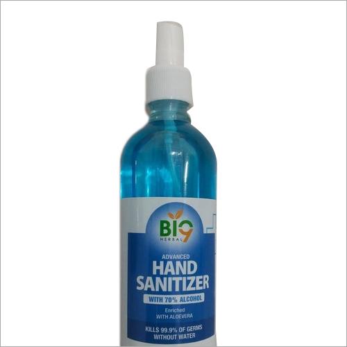 100ml BI9 Herbal Hand Sanitizer