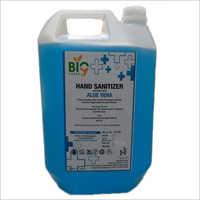 5 Ltr BI9 Herbal Hand Sanitizer
