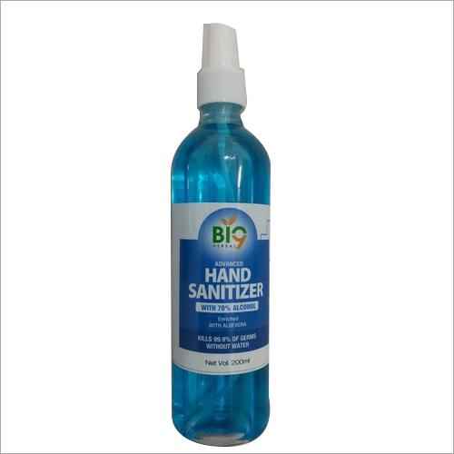 200ml BI9 Herbal Hand Sanitizer