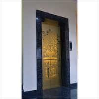 Centre Opening SS Design Door