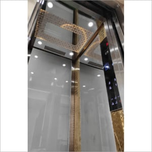 Glass Cladded Design Cabin