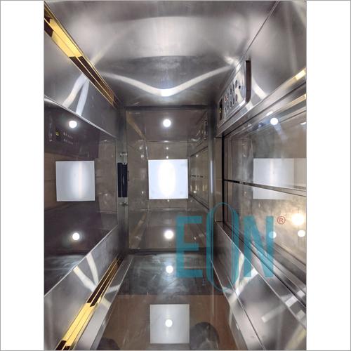 SS Hydraulic Elevator Cabin