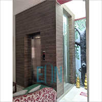 Automatic SS Home Lift Cabin