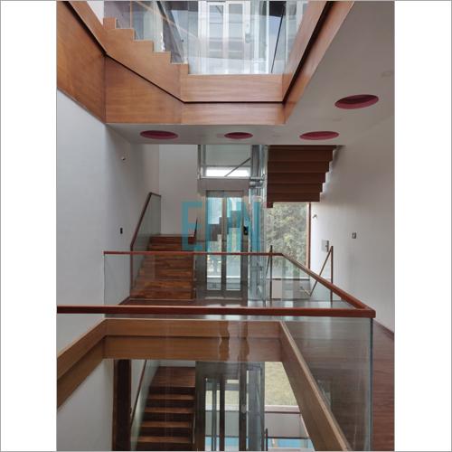 Residential Hydraulic Lift