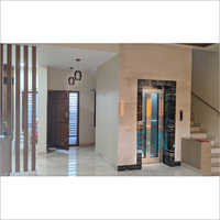Residential Machine Room Less Elevator