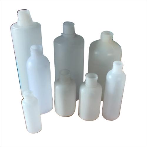 White HDPE Bottle