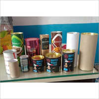 Paper Canister Composite Container