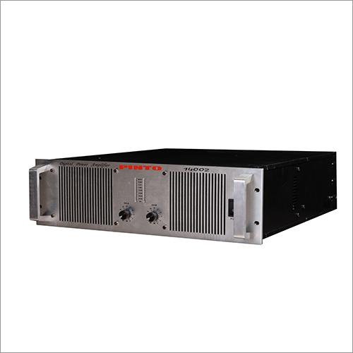 Pinto 14002 Amplifier