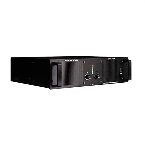 Pinto 9000 Amplifier