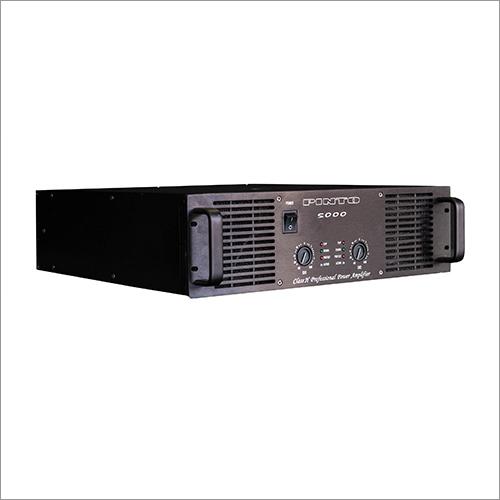 Pinto 5000 Amplifier