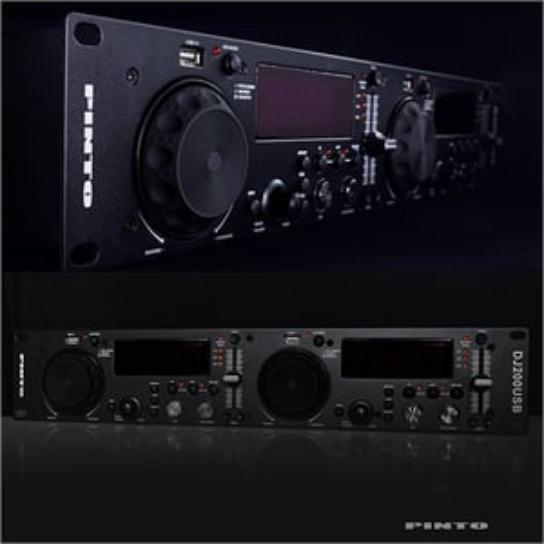 Pinto DJ200USB Media Player