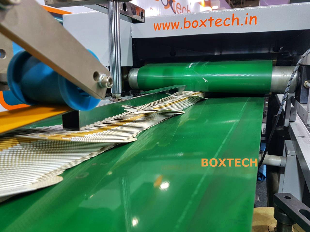 Boxtech Carton Collector Machine