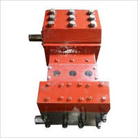 High Pressure Triplex Plunger Sewer Type Jetting Suction Pump