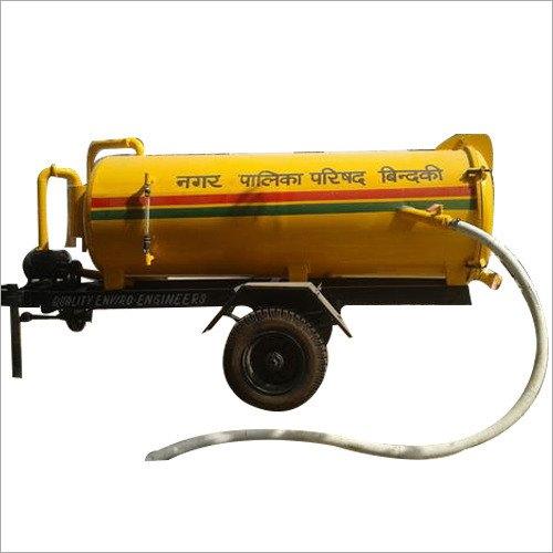 Lister Mounted Sewage Suction Pump Machine