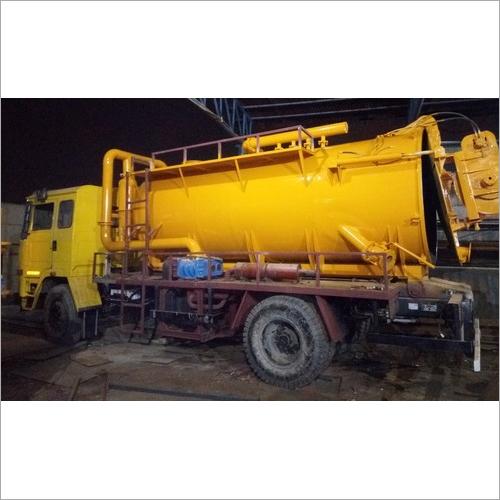 Sewer Suction Cum Jetting Pump Machine