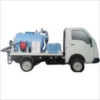 Automatic Sewer Jetting Machine