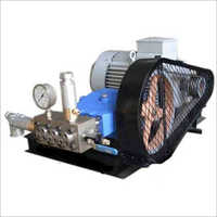 Industrial Sewer Water Jetting Machine