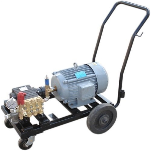 Mobile Jet Cleaning Machine