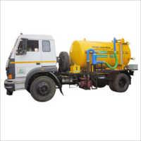 6000 L Sewage Suction Truck
