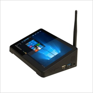 7 Inch Touch Mini PC Tablet All in One Quad Core TV Box Kiosk Industrial Tablet Embedded PC