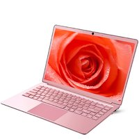 14.1 inch laptop with Celeron Processor N4100 8GB+64GB full metail windows 10.1 laptops for ladies