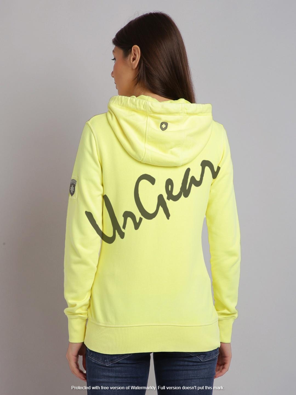 Trendy Women Hooded Sweatshirt