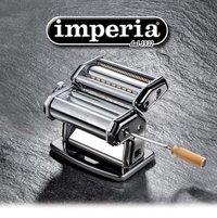 Imperia Pasta Machine Black Finish NERA With Attachment T 2/4