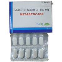 Metformin SR Tablets