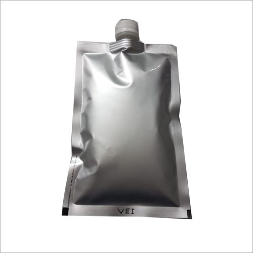 Spout Aluminium Pillow Packaging Pouch