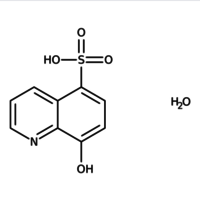 8-hydroxy quinoline 5-sulfonic acid monohydrate