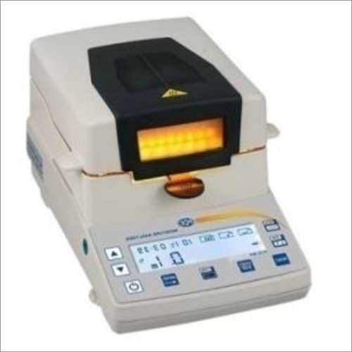 Moisture Analyzer with Touch Screen Display