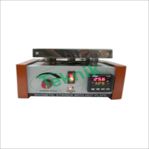 Magnetic Stirrer with Hot Plate Digital