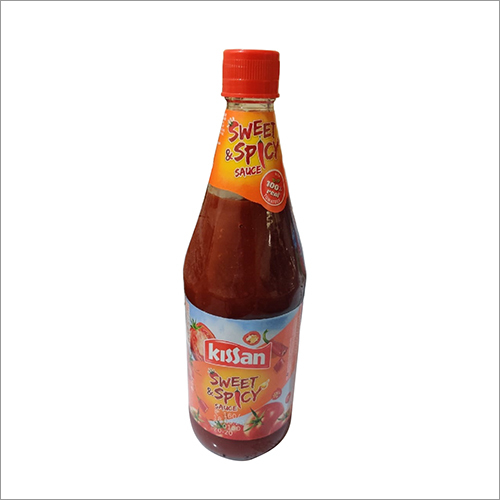 Sweet Spicy Tomato Ketchup