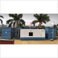 MBR Based Sewage Treatment Plant