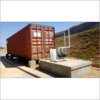 Containerised Effluent Treatment Plant