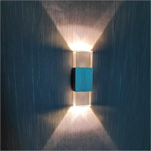 Transparent Bedside Lamp
