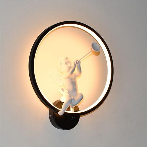 Angel Horn Lamps
