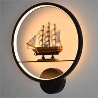 Ship Wall Led Lamp