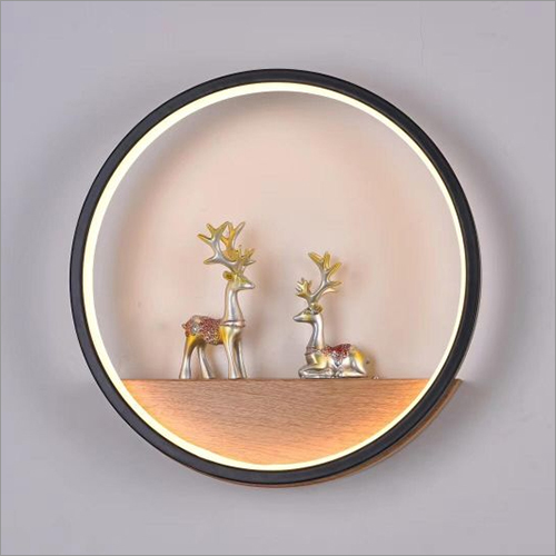 Two Deer Wall Sconces